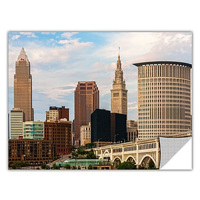 ArtWall 'Cleveland 9' Art Appeelz Removable Wall Art Graphic 32