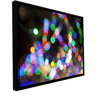 ArtWall 'Bokeh 1' Gallery-Wrapped Canvas 12