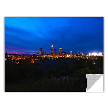 Artwall 'Cleveland 3' Art Appeelz Removable Wall Art Graphic 12