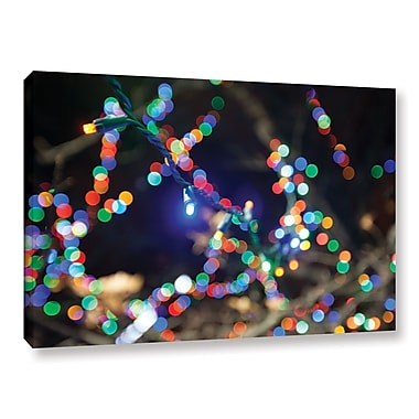 ArtWall 'Bokeh 3' Gallery-Wrapped Canvas 12
