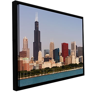 ArtWall 'Chicago' Gallery-Wrapped Canvas 16