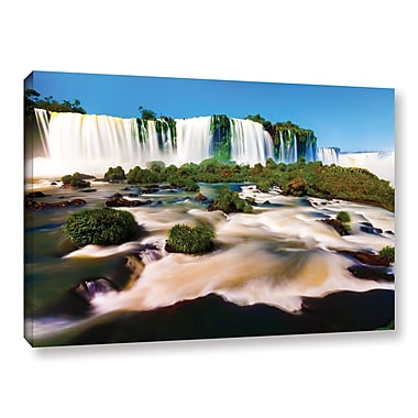 ArtWall 'Brazil 2' Gallery-Wrapped Canvas 24