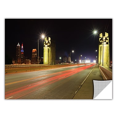 ArtWall 'Cleveland 7' Art Appeelz Removable Wall Art Graphic 12