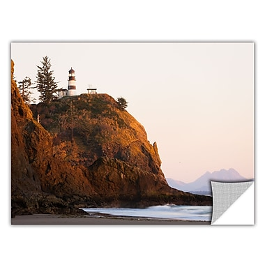 ArtWall 'Lighthouse' Art Appeelz Removable Wall Art Graphic 16