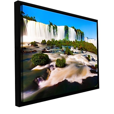 ArtWall 'Brazil 2' Gallery-Wrapped Canvas 12