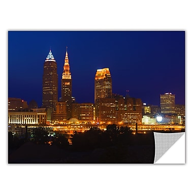 ArtWall 'Cleveland 15' Art Appeelz Removable Wall Art Graphic 32
