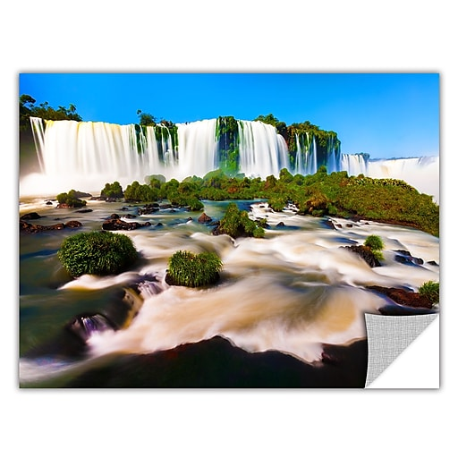 "ArtWall ""Brazil 2"" Art Appeelz Removable Wall Art Graphic 24"" x 36"" (0yor010a2436p)"