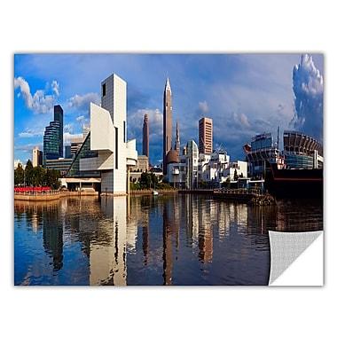 ArtWall 'Cleveland 20' Art Appeelz Removable Wall Art Graphic 18