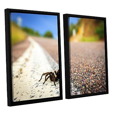 ArtWall 'Tarantula' 2-Piece Canvas Set 24