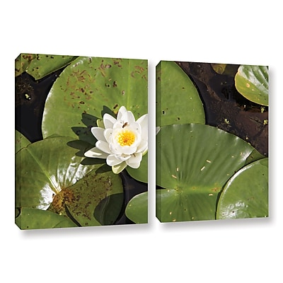 ArtWall 'Lily Pad' 2-Piece Set 32