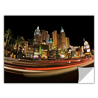 ArtWall 'New York, New York' Art Appeelz Removable Wall Art Graphic 32