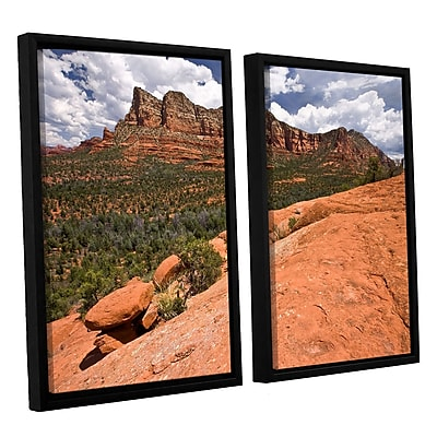 ArtWall 'Sedona' 2-Piece Canvas Set 32