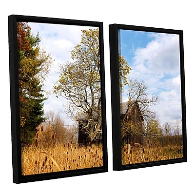 ArtWall 'Cvnp Barn' 2-Piece Canvas Set 32