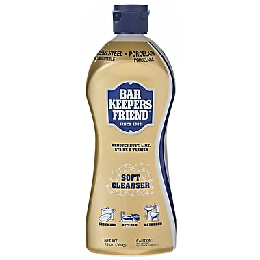 Bar Keepers Friend® Soft Cleanser 26 Ounce, Case of 6