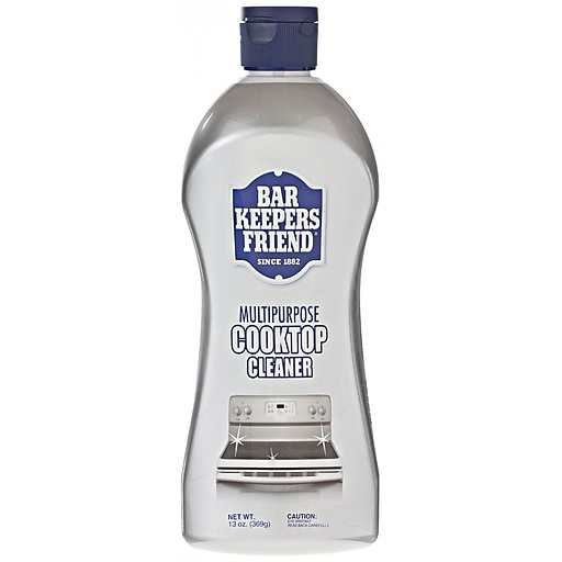 Bar Keepers Friend® Cooktop Cleaner 13 Ounce, Case of 6