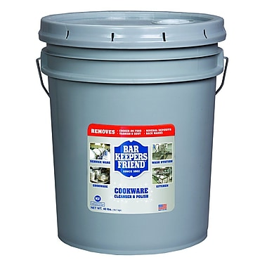 Bar Keepers Friend® Cookware Cleanser 40 Pound Pail