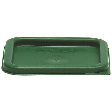 Cambro – Couvercle carré pour contenant d'aliments SFC2-452, 6/paquet