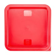 Cambro SFC6-451 Square Food Storage Container Cover, 6/Pack