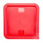 Cambro – Couvercle carré pour contenant d'aliments SFC6-451, 6/paquet