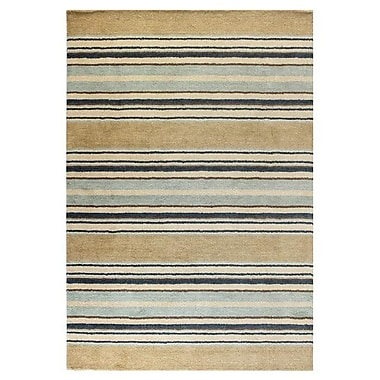Bashian Rugs Fulham Light Blue Area Rug; 7'6'' x 9'6''