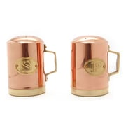 Old Dutch Copper Stovetop Salt and Pepper Set