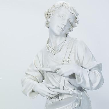 Roman, Inc. Drummer Boy Figurine in Ivory