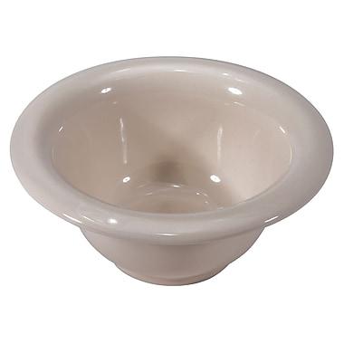 Kingsley for Men Handled Porcelain Soap Mug (SB-PORCELAIN)