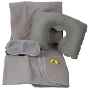 """Naturally by Kingsley 4-Piece Travel Set 11.5"""" x 8"""" (TC-28)"""