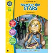 Number the Stars Literature Kit, 5e et 6e années, ISBN 978-1-55319-338-8