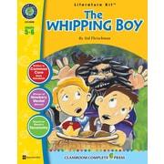 The Whipping Boy Literature Kit, 5e et 6e années, ISBN 978-1-55319-340-1