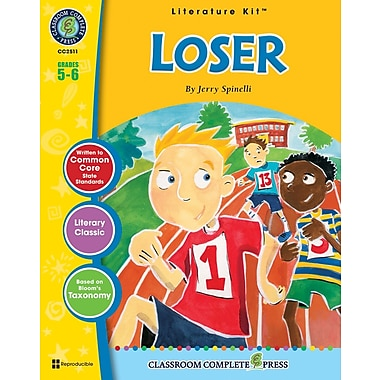 Loser Literature Kit, Grade 5-6, ISBN 978-1-55319-432-3