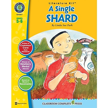 A Single Shard Literature Kit, Grade 5-6, ISBN 978-1-55319-491-0