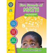 Five Strands of Math - Tasks Big Book, 3e à 5e années, ISBN 978-1-55319-469-9