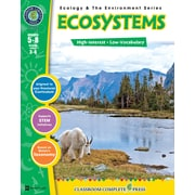 Ecosystems, 5e à 8e années, ISBN 978-1-55319-366-1