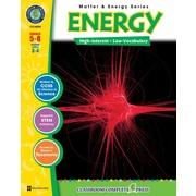 Energy, 5e à 8e années, ISBN 978-1-55319-372-2