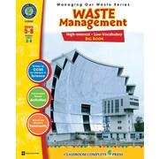 Waste Management Big Book, anglais, 5e à 8e années, livre num. (téléch. 1 util.), ISBN 978-1-55319-307-4