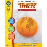 Global Warming: Effects, anglais, 5e à 8e années, livre num. (téléch. 1 util.), ISBN 978-1-55319-410-1