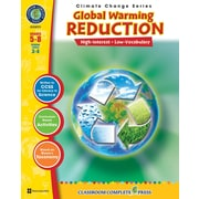 Global Warming: Reduction, 5e à 8e années, ISBN 978-1-55319-409-5