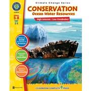 Conservation: Ocean Water Resources, anglais, 5e à 8e années, livre num. (téléch. 1 util.), ISBN 978-1-55319-435-4