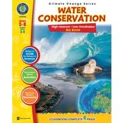Water Conservation Big Book, anglais, 5e à 8e années, livre num. (téléch. 1 util.), ISBN 978-1-55319-433-0