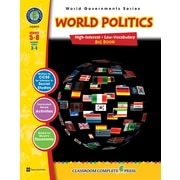 eBook: World Politics Big Book, Grades 5-8 (PDF version, 1-User Download), ISBN 978-1-55319-412-5