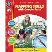 Mapping Skills with Google Earth, anglais, prématernelle à 2e année, livre num. (téléch. 1 util.), ISBN 978-1-55319-549-8