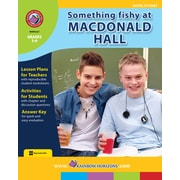 Something Fishy at Macdonald Hall - Novel Study, 5e et 6e années, livre num. (téléch. 1 util.), ISBN 978-1-55319-096-7, anglais