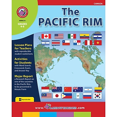 The Pacific Rim, Grades 4-6, ISBN 978-1-55319-100-1