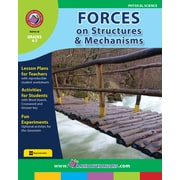 Forces On Structures, 4e à 7e années, ISBN 978-1-55319-118-6