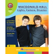 Macdonald Hall: Lights, Camera, Disaster - Novel Study, 5e et 6e années, ISBN 978-1-55319-564-1