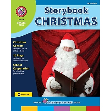 Storybook Christmas, Grades PK-8, ISBN 978-1-55319-105-6