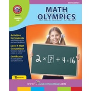 Math Olympics, 6e à 8e années, ISBN 978-1-55319-164-3