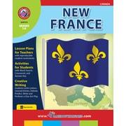 New France, anglais, 7e et 8e années, livre num. (téléch. 1 util.), ISBN 978-1-55319-195-7