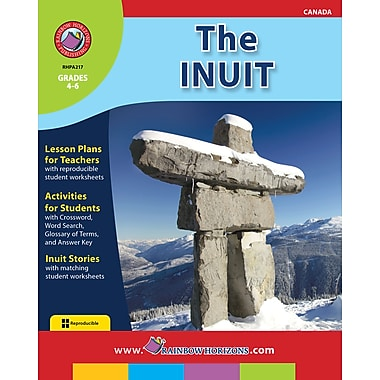 eBook: The Inuit, Grades 4-6 (PDF version, 1-User Download), ISBN 978-1-55319-138-4